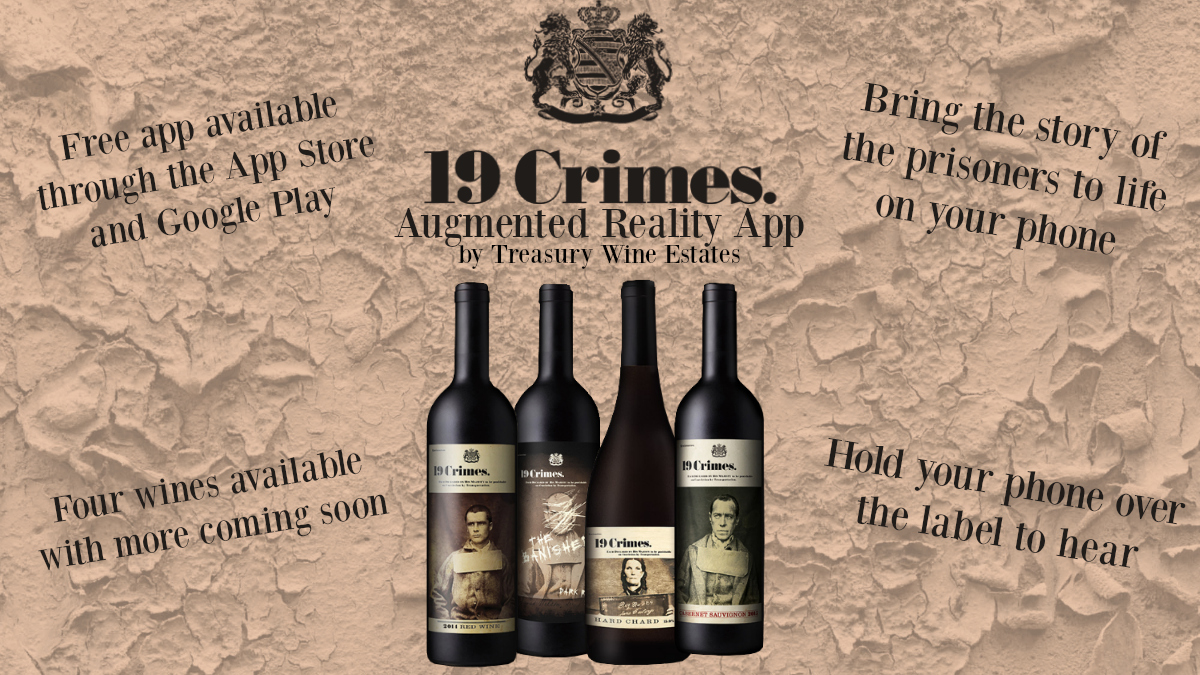 19 Crimes App