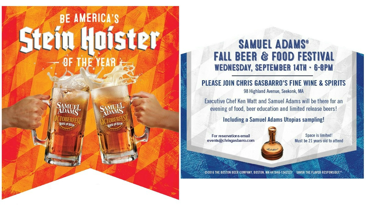 Samuel Adams Beer Event